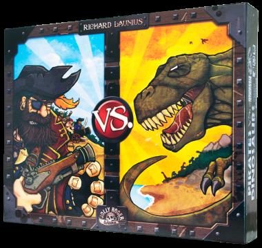 Пираты против динозавров