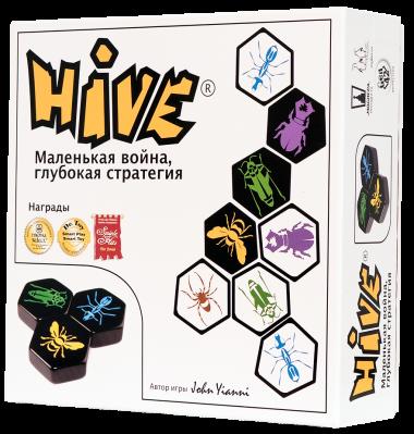 Hive настольная игра