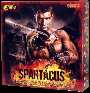 Настольная игра Спартак