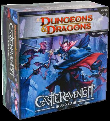 D&D: Замок Равенлофт Castle Ravenloft