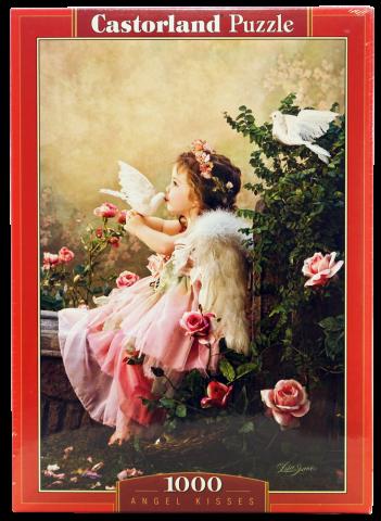 Поцелуй ангела пазл