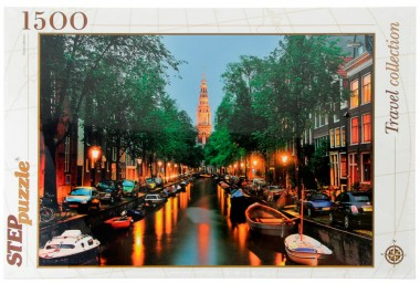 Step Puzzle 1500 Амстердам