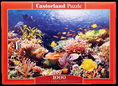 Пазл «Коралловый риф» 1000