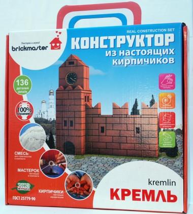 БрикМастер Кремль