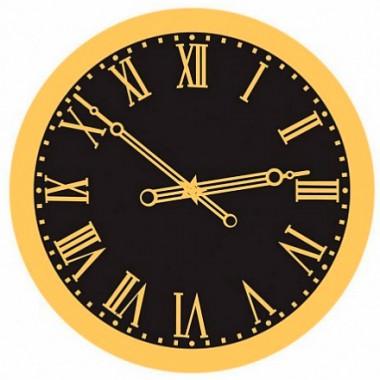 Часы-пазл Кремль Умная бумага