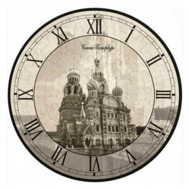 Часы-пазл Спас на Крови