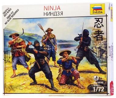 Ниндзя солдатики