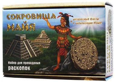 Раскопка Сокровища Майя