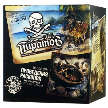Раскопка Сокровища пиратов