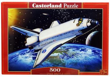 Космический корабль пазл