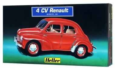 Сборная модель автомобиль Рено 4 CV