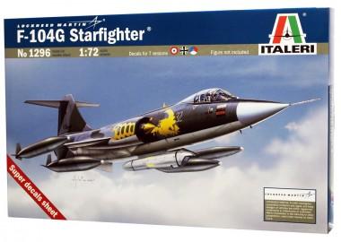 коробка Сборная модель самолет F-104