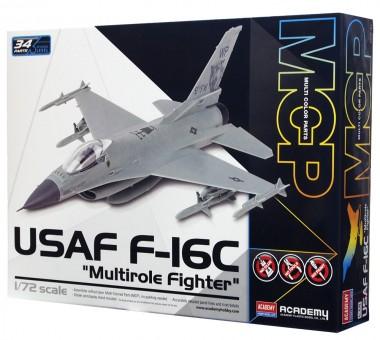 сборная модель Самолёт F-16C Multirole Fighter 1:72