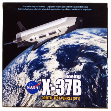 Boeing X-37B 1:72 готовая модель