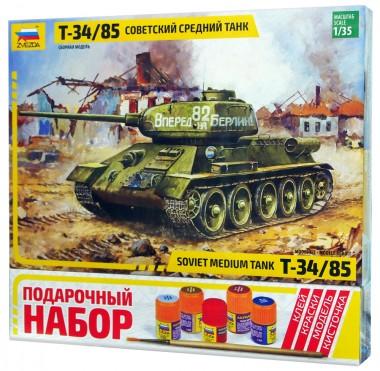модель танк Т-34 арт.3533ПН