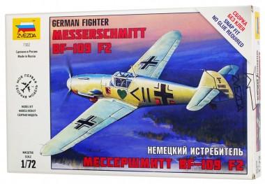 Мессер BF-109F-2 арт.7302