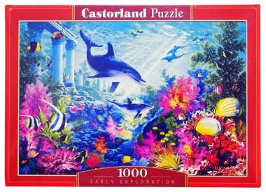 Castorland Пазл 1000 арт.C-103515 Подводный мир