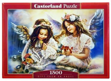 Пазл 1500 арт.C-151394 Подарок от ангела