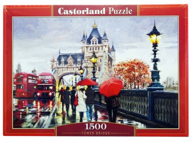 Castorland Пазл 1500 арт.C-151455 Тауэрский мост