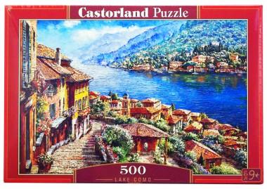 Castorland Пазл 500 арт.B-52639 Озеро Комо