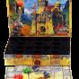 Сырный замок внутри