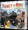 Билет на поезд по Европе