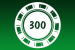 Покерные наборы 300 фишек