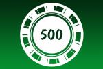 Покерные наборы 500 фишек