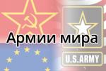 Подборки армий мира