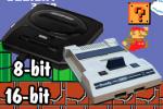 Приставки, SEGA, Dendy, NES
