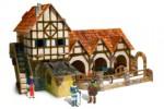 Серия средневековый город