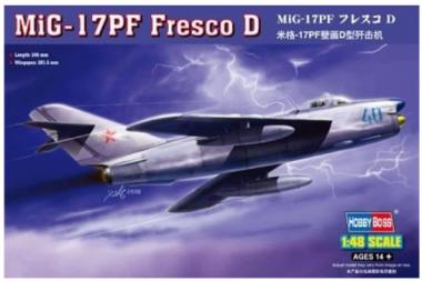 MiG-17PF Fresco D 1:48
