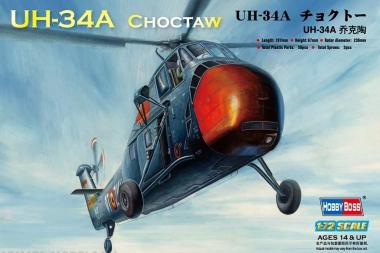 Вертолет UH-34А «CHOTAW» 1:72