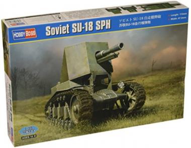 Soviet SU-18 SPH 1:35