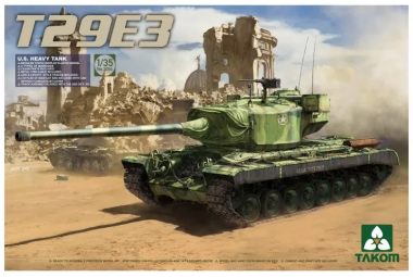 T29E3 U.S. Heavy Tank 1:35