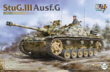 StuG.III Ausf.G 1:35
