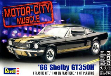 Shelby Mustang GT350H 1966 1:24