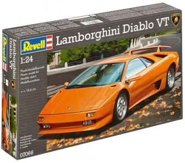 Lamborghini Diablo VT 1:24