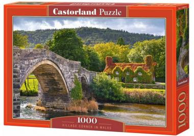 Пазл  «Местечко в Уэльсе» 1000 элементов