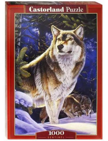 Пазл «Страж. Волк» 1000 элементов