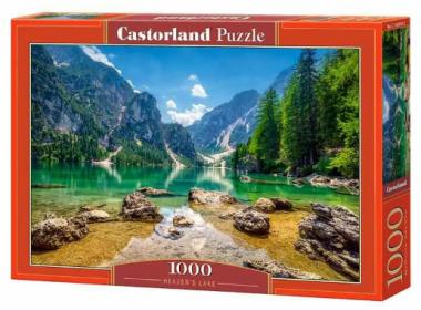 Пазл «Озеро в горах» 1000 элементов