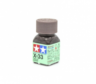 X-33 Bronze metallic, эмаль. (Бронза металлик)