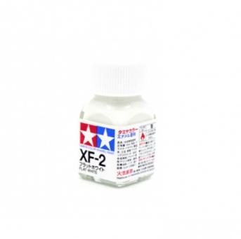 XF-2 Flat White, эмаль. (Белый Матовый, краска эмалевая 10 мл.)