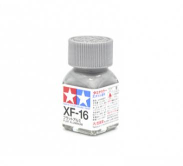XF-16 Flat Aluminum, эмаль. (Алюминий Матовый металлик)