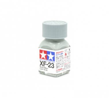 XF-23 Light Blue flat, эмаль. (Голубой матовый)