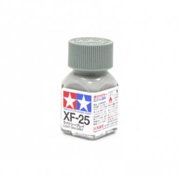 XF-25 Light Sea Grey flat, эмаль. (Морской Светло-Серый матовый)