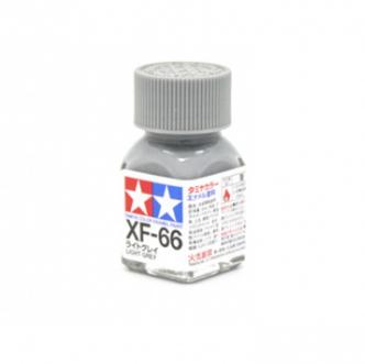 XF-66 Light Grey flat, эмаль. (Светлый Серый матовый)