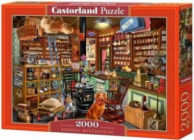 Пазл «Общие товары» 2000 элементов