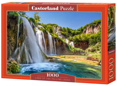Пазл «Водопад. Хорватия» 1000 элементов