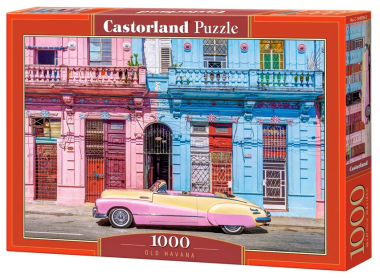 Пазл «Старая Гавана» 1000 элементов